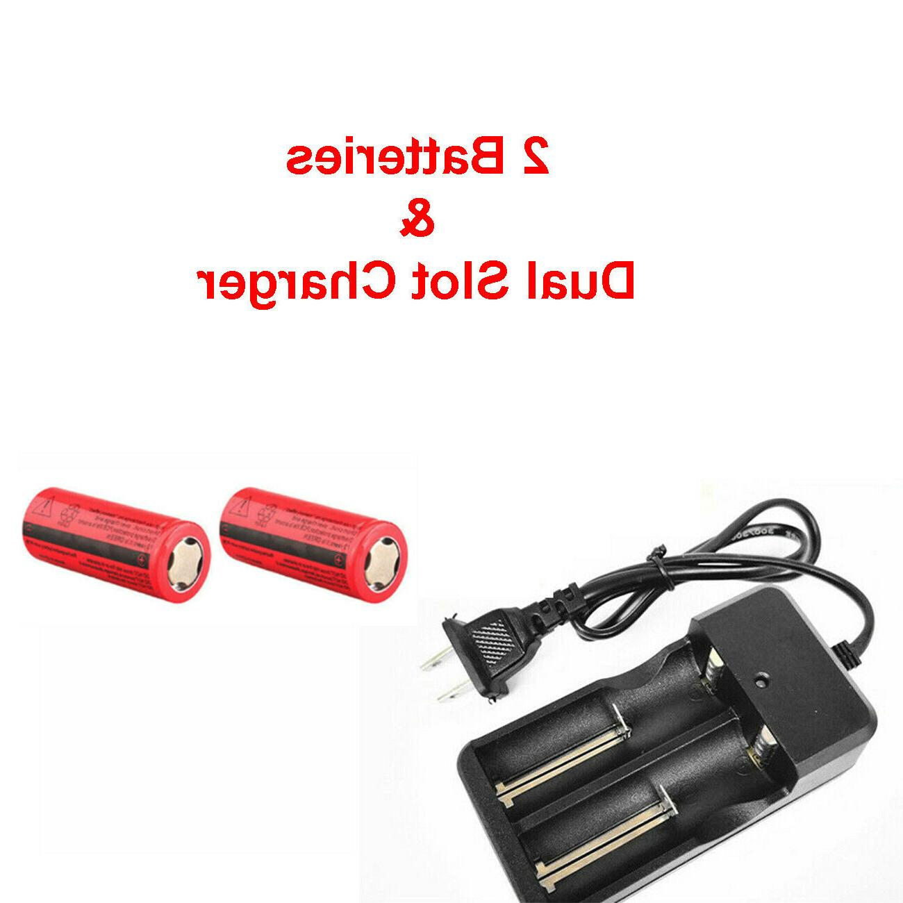 26650 Flat Batteries For Lot