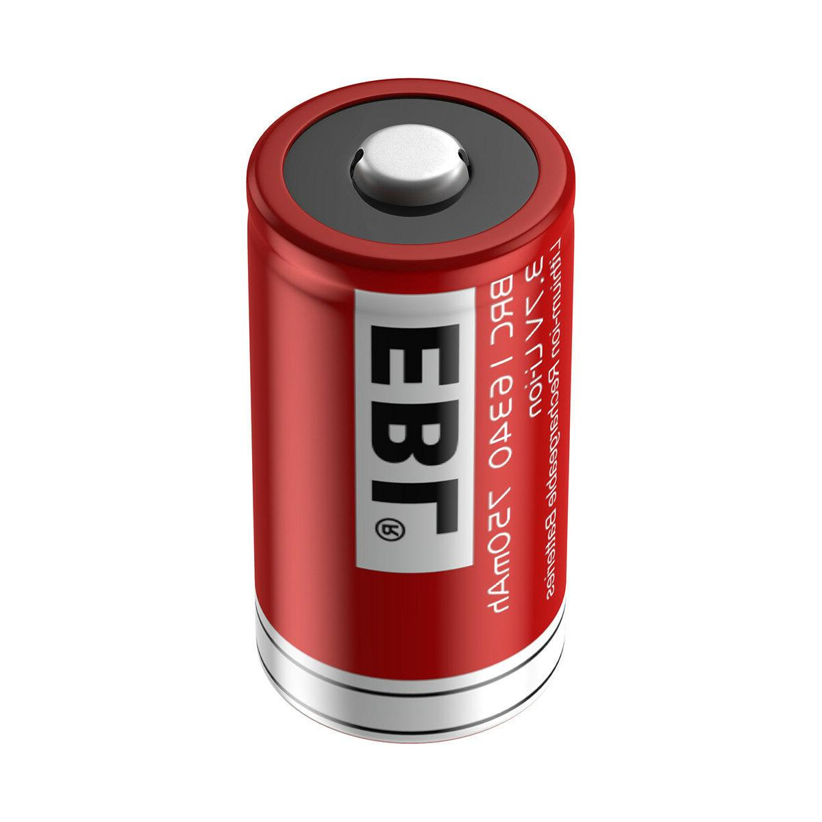 EBL 3.7V CR123A Li-ion Rechargeable Charger
