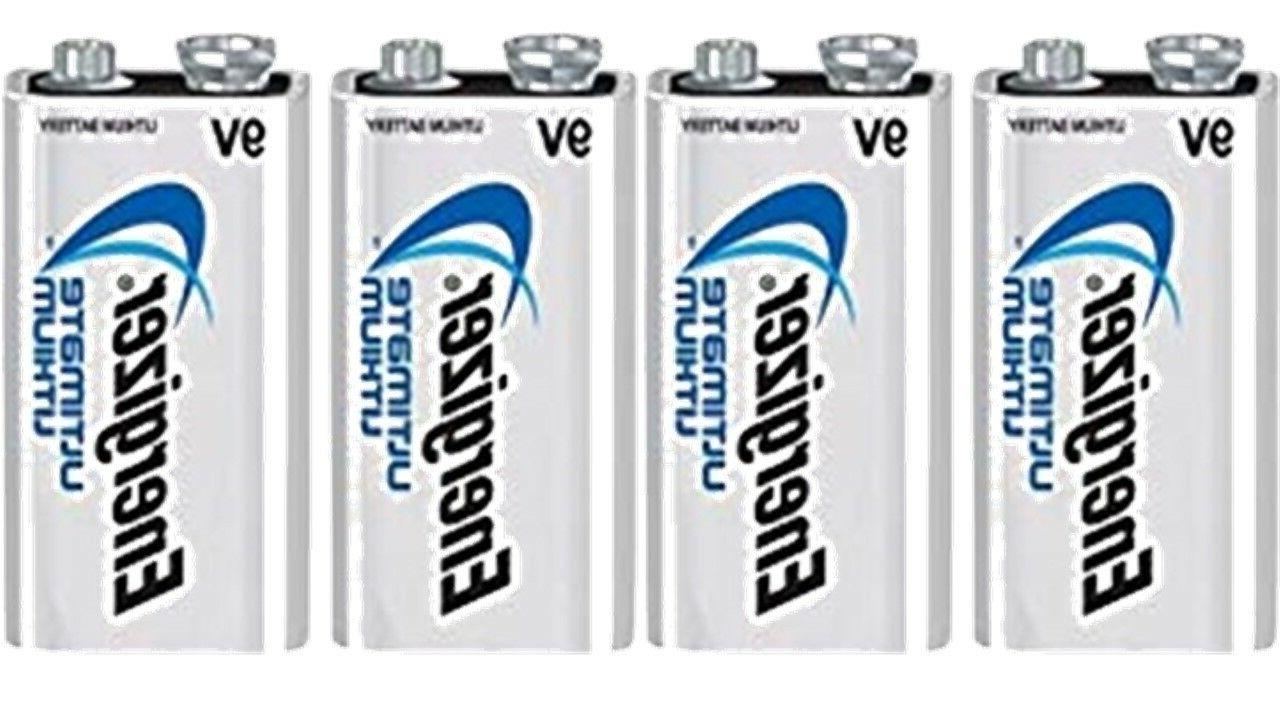 3 ultimate lithium batteries l522