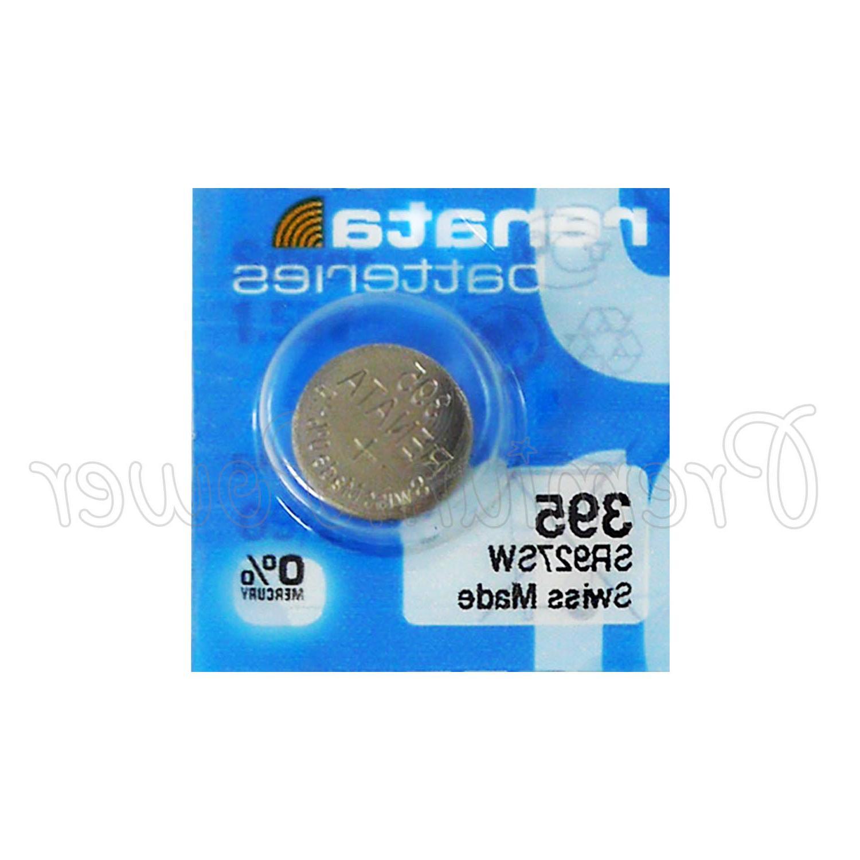 395 watch batteries sr927sw authorized
