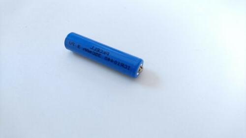 4× 350mAh AAA 3.7V Rechargeable Battery