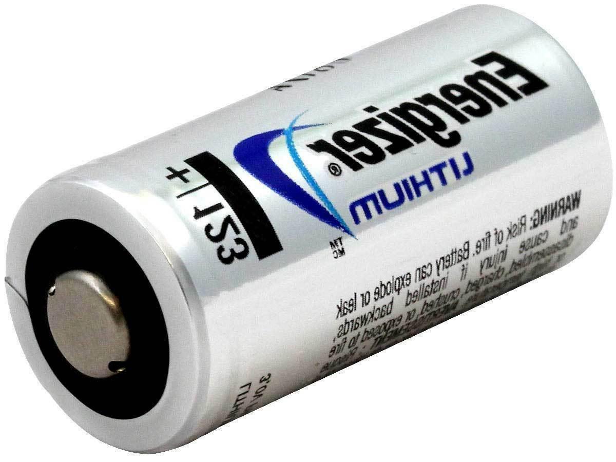 4 Energizer 3v Lithium 123 EL123 FRESH