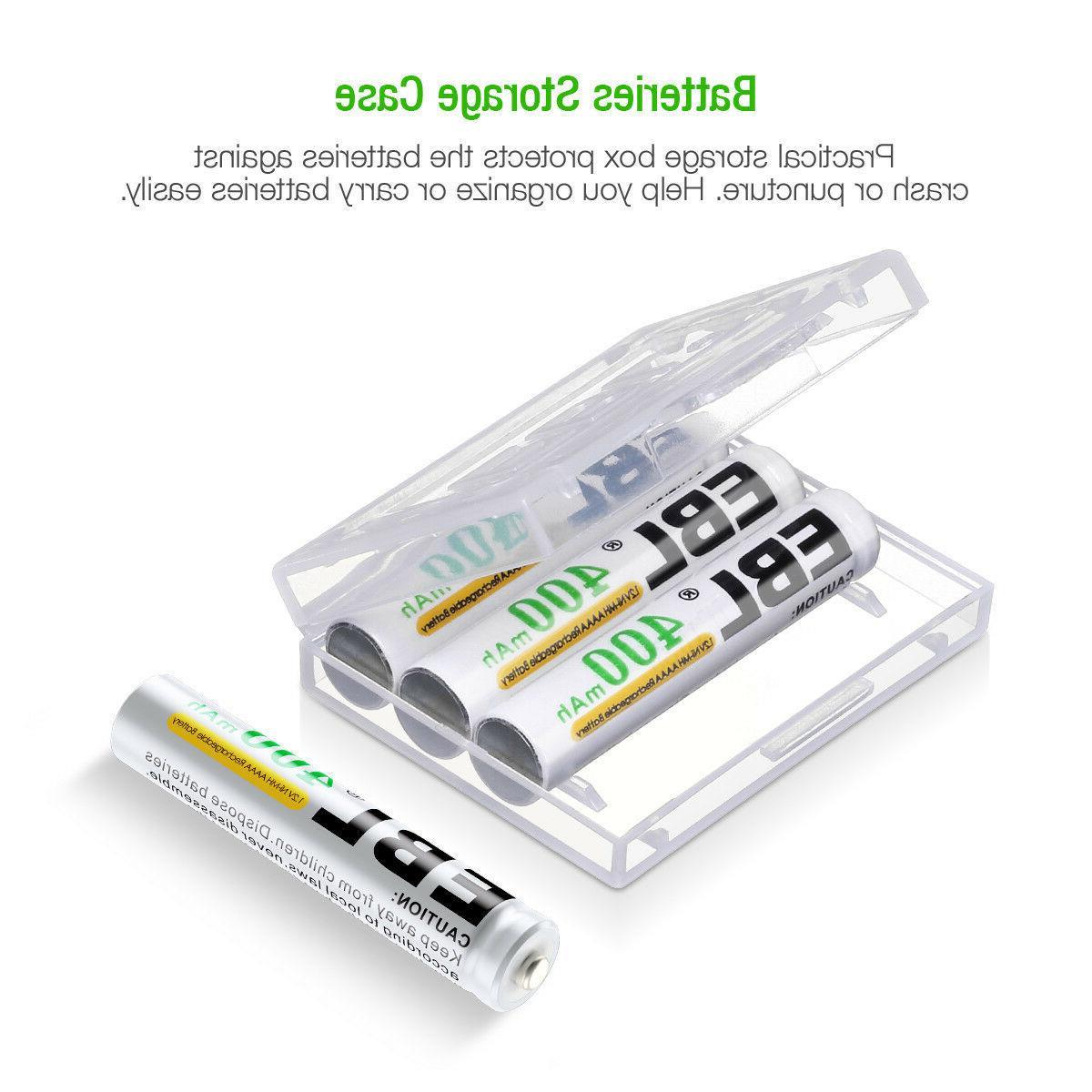 4x400mAh Batteries Pen