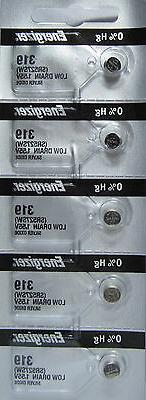 5 NEW Energizer 319 Silver Oxide Watch Batteries 1.55V- USA