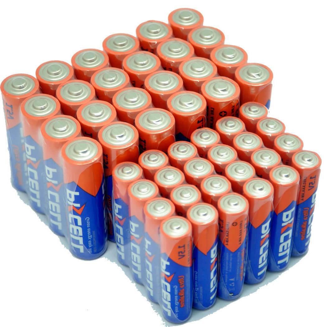 50 AA+50 Alkaline