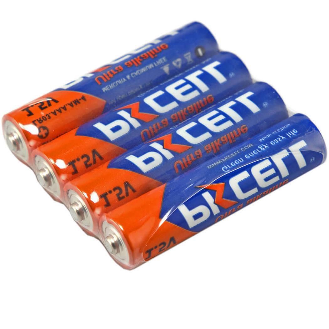 50 AA+50 Alkaline Batteries