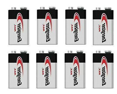 Energizer 522 Alkaline 8 pack