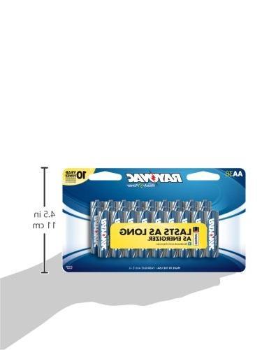 Rayovac 815-36CF2 Alkaline Batteries -