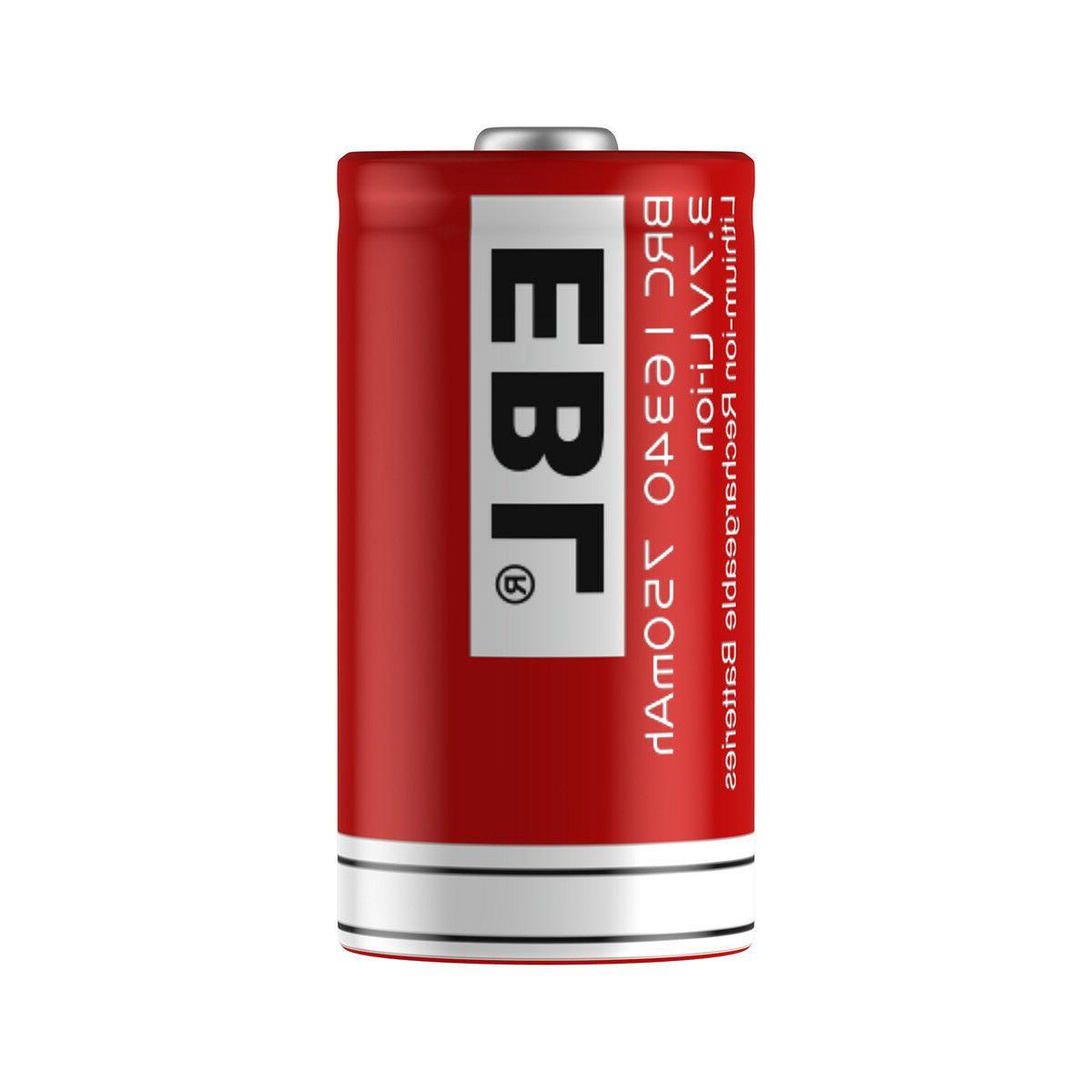 EBL 3.7V Charger RCR123A K123