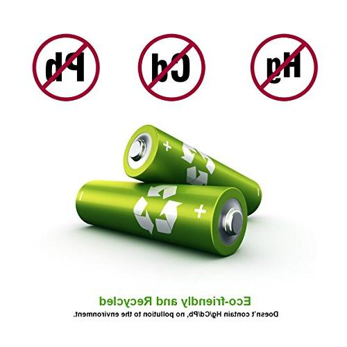 EBL Pack 12 AA NiMH Rechargeable Battery