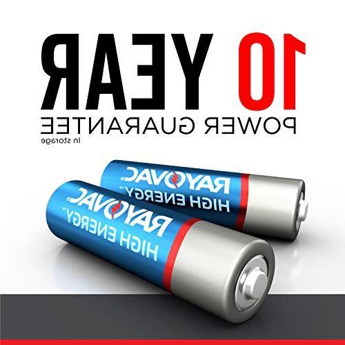 Rayovac AA Double A Alkaline Batteries