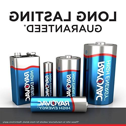 Rayovac AAA Batteries, A