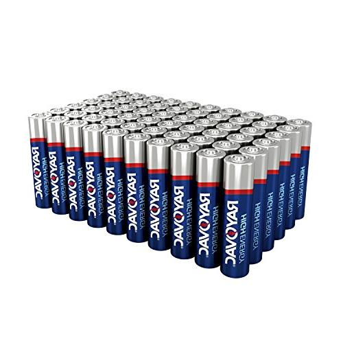 Rayovac Batteries, A Alkaline Batteries