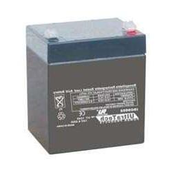 UltraTech UT-1240 12V, 4.5Ah Sealed Lead Acid Alarm Battery