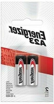 Energizer A23 Battery 12Volt 23AE 21/23 GP23 23A 23GA MN21 2