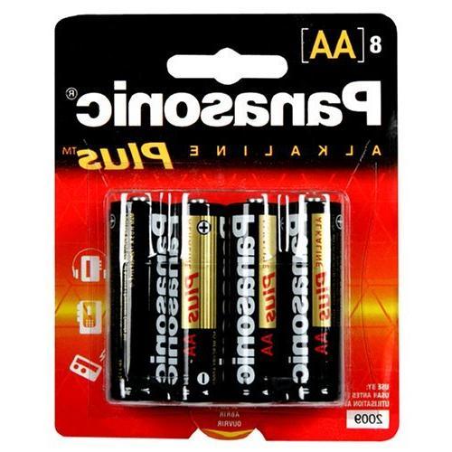 Panasonic  Aa Cell Alkaline Battery