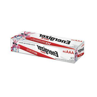 Energizer Alkaline AA & AAA Batteries