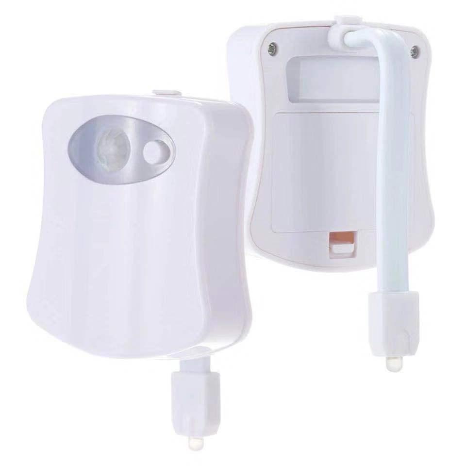 Bowl Bathroom LED Color Lamp Sensor Light