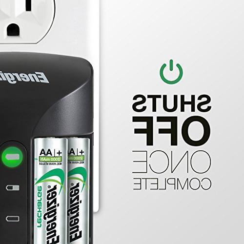 Energizer AAA 4 AA Batteries