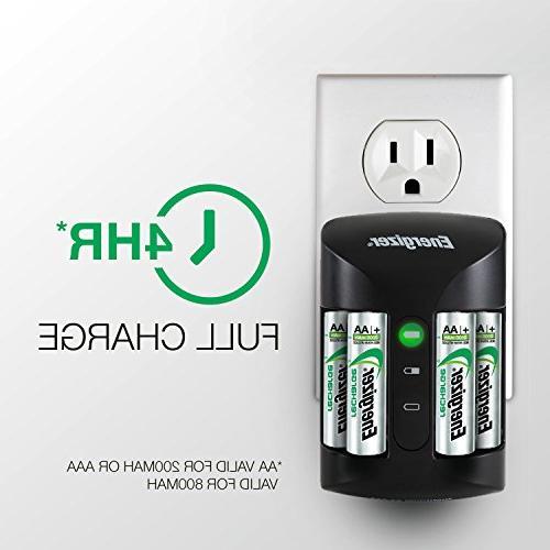 AAA 4 Batteries