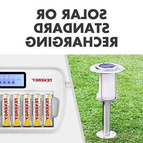 Tenergy AA High Capacity Rechargeable for