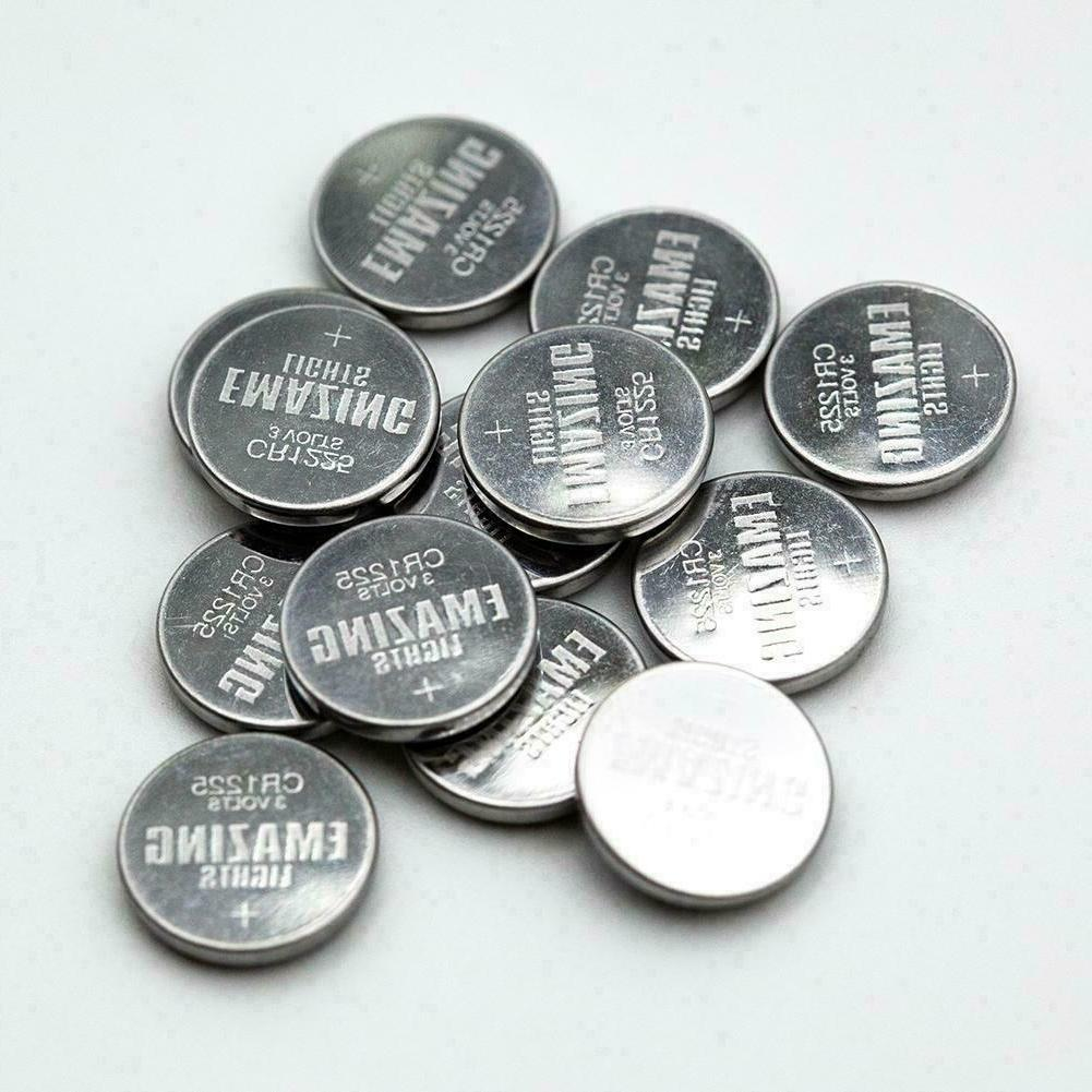 EmazingLights CR1225 Batteries 3v Button
