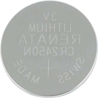 Renata CR2450N Lithium Batteries