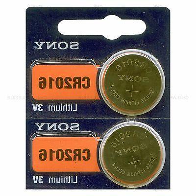freshly cr2016 lithium battery coin