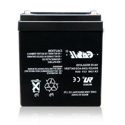 Casil CA1240 12V 4Ah SLA Alarm Battery