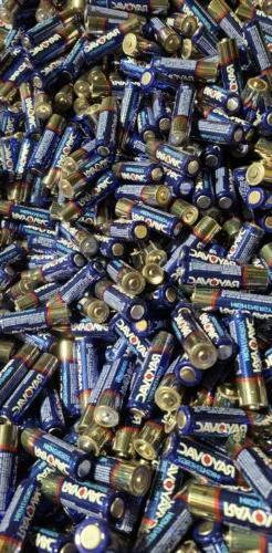 Rayovac High Energy Alkaline AA Batteries in Bulk - 100 Pack