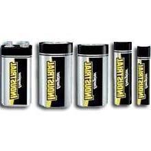 Energizer AAA Battery, 9 Volt, batteries per pack - 6 packs case
