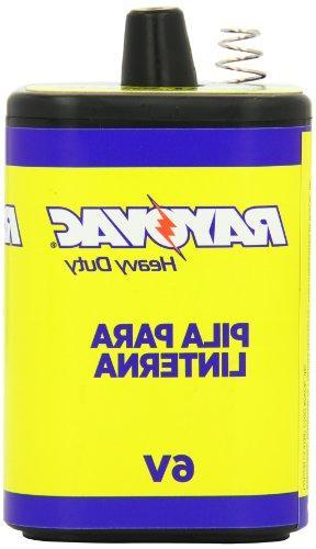 Rayovac Volt Spring Terminals, Duty, 944R