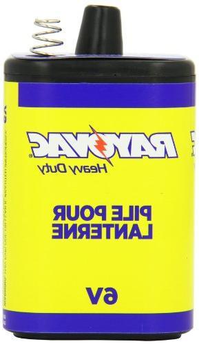 Rayovac Lantern Battery, Volt Duty, 944R