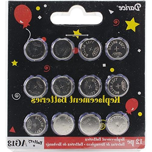 lithium button cell ag13 replacement