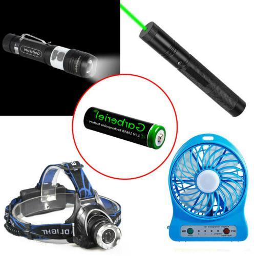 10PCS 3000mAh Li-ion Lithium Charger for Flashlight