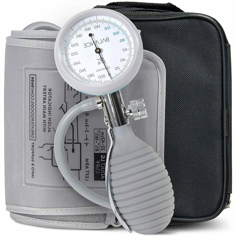 Manual Sphygmomanometer Home Blood Pressure Monitor Adult Up