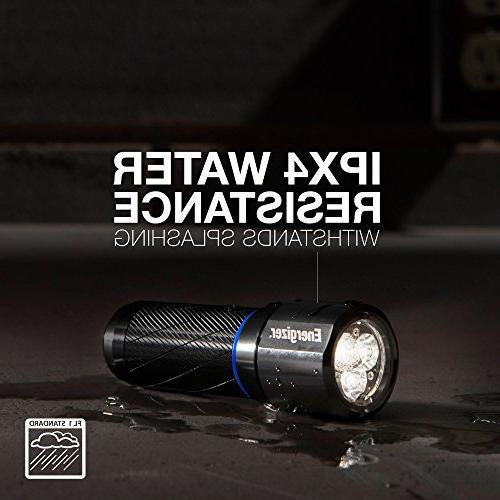 Energizer Metal Flashlight Performance