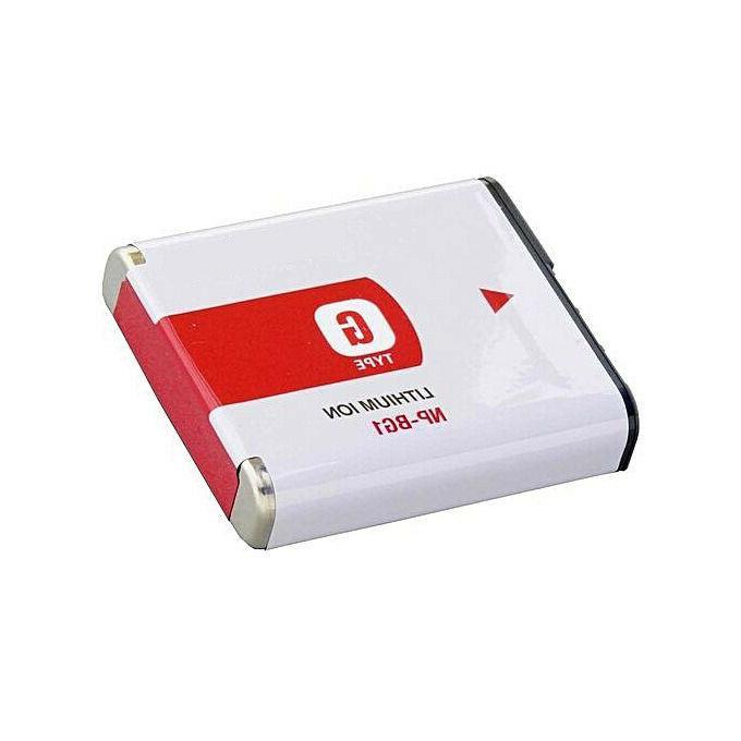 New OEM NP-BG1 Camera Battery For Sony Cyber Shot DSC-T100/2
