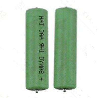 nimh battery set with snap in pins