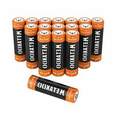 Openbox Metakoo Rechargeable Batteries 8