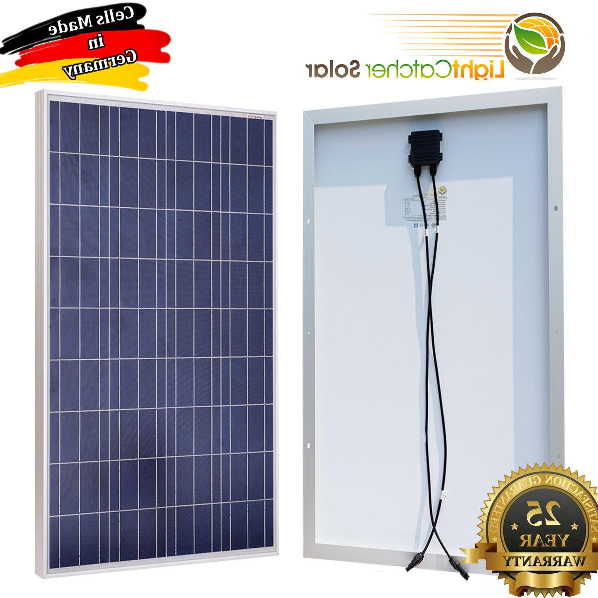 100 solar 100W 12V Off Home