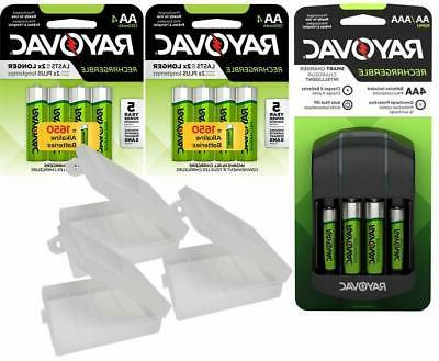 rayovac aa and aaa nimh battery charger