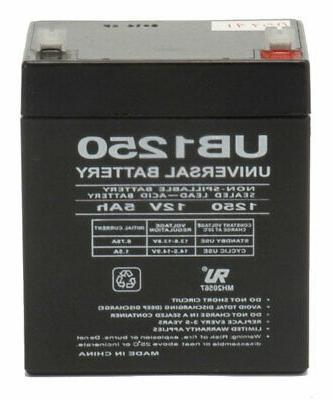razor e100 replacement battery set 2 e125