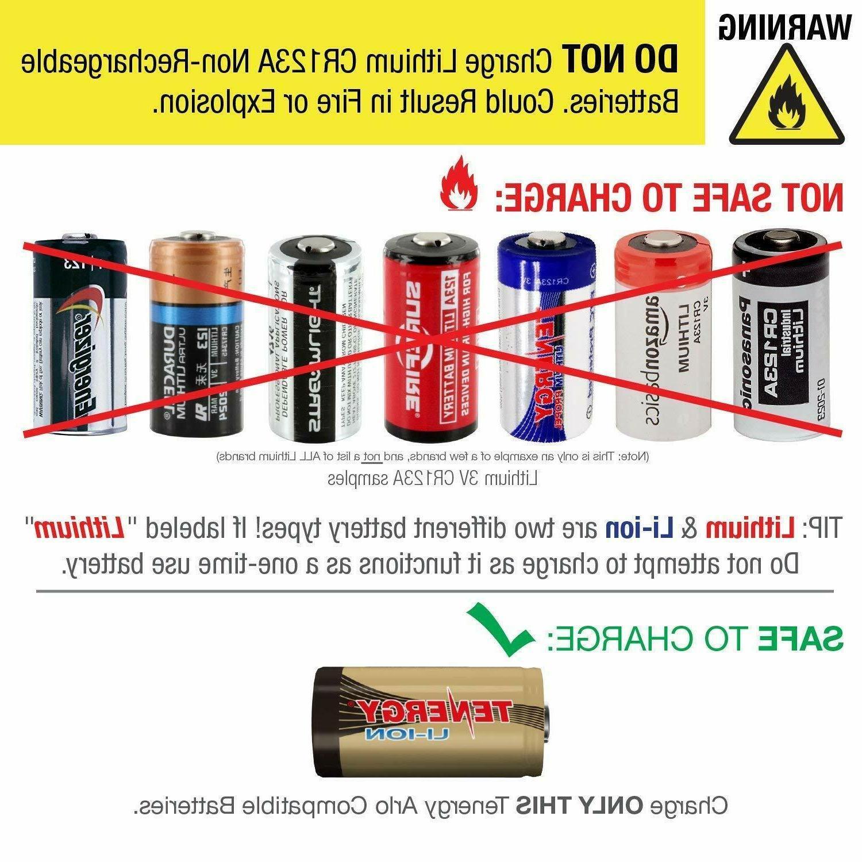 Tenergy Rechargeable Arlo Wireless Camera