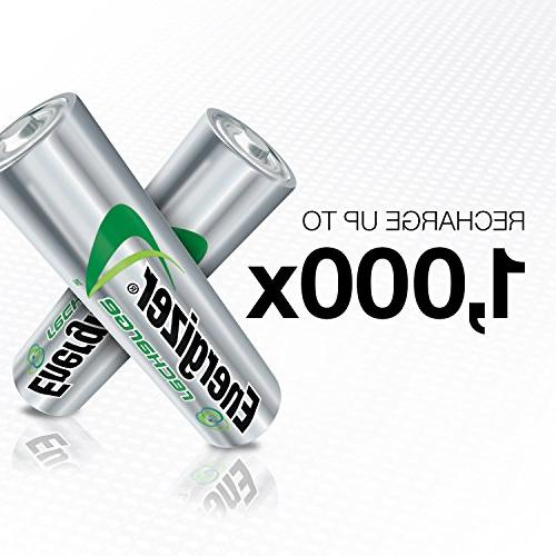 Energizer NiMH, mAh, 8