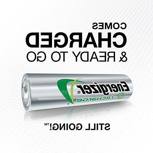 Energizer NiMH, 2000 mAh, 8
