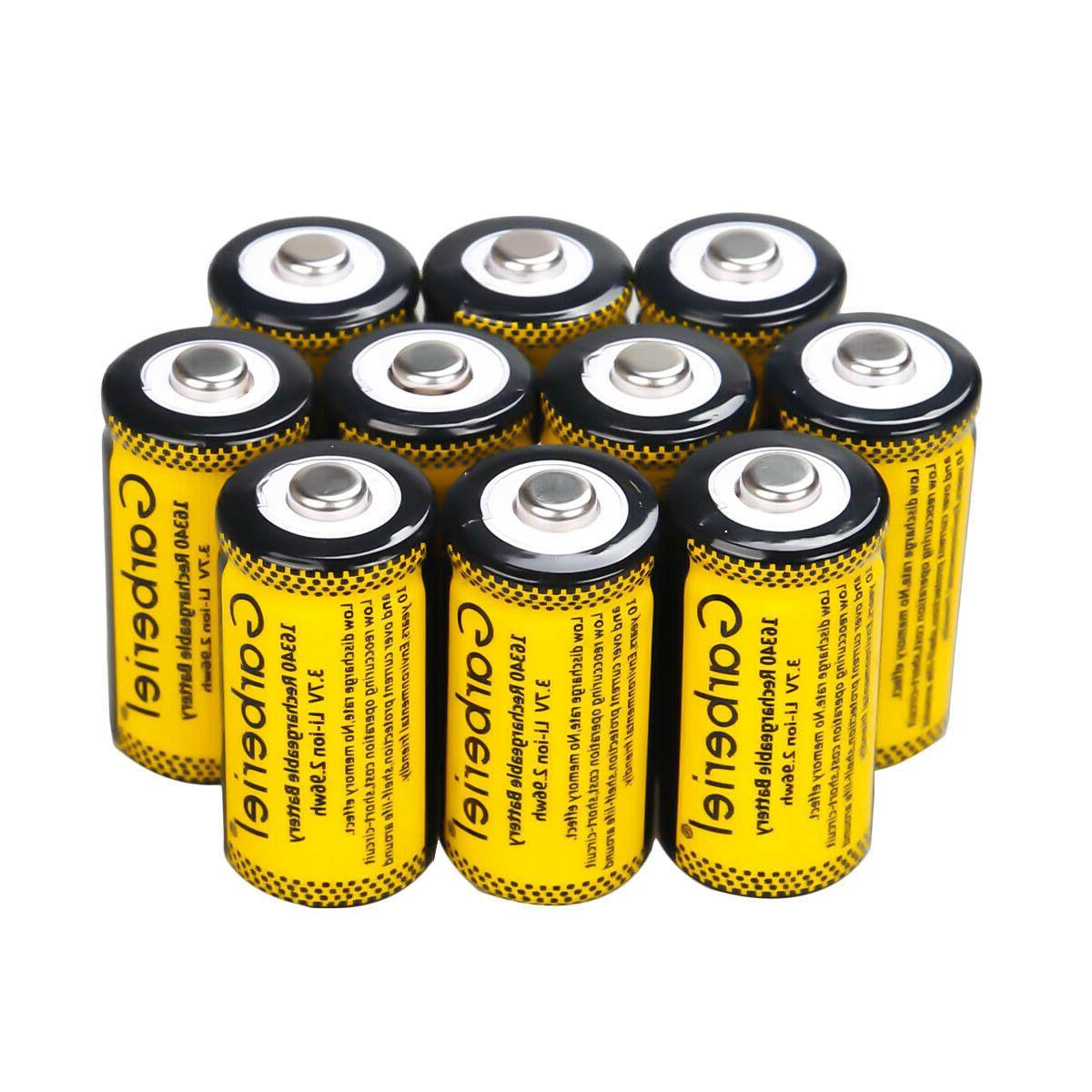 Rechargeable Batteries Li-Ion Netgear Security Camera lot