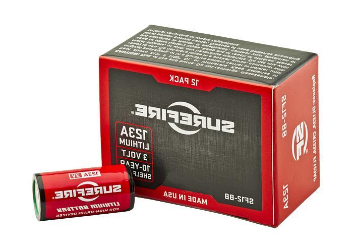 sf12 bb box of 12 pack cr123a