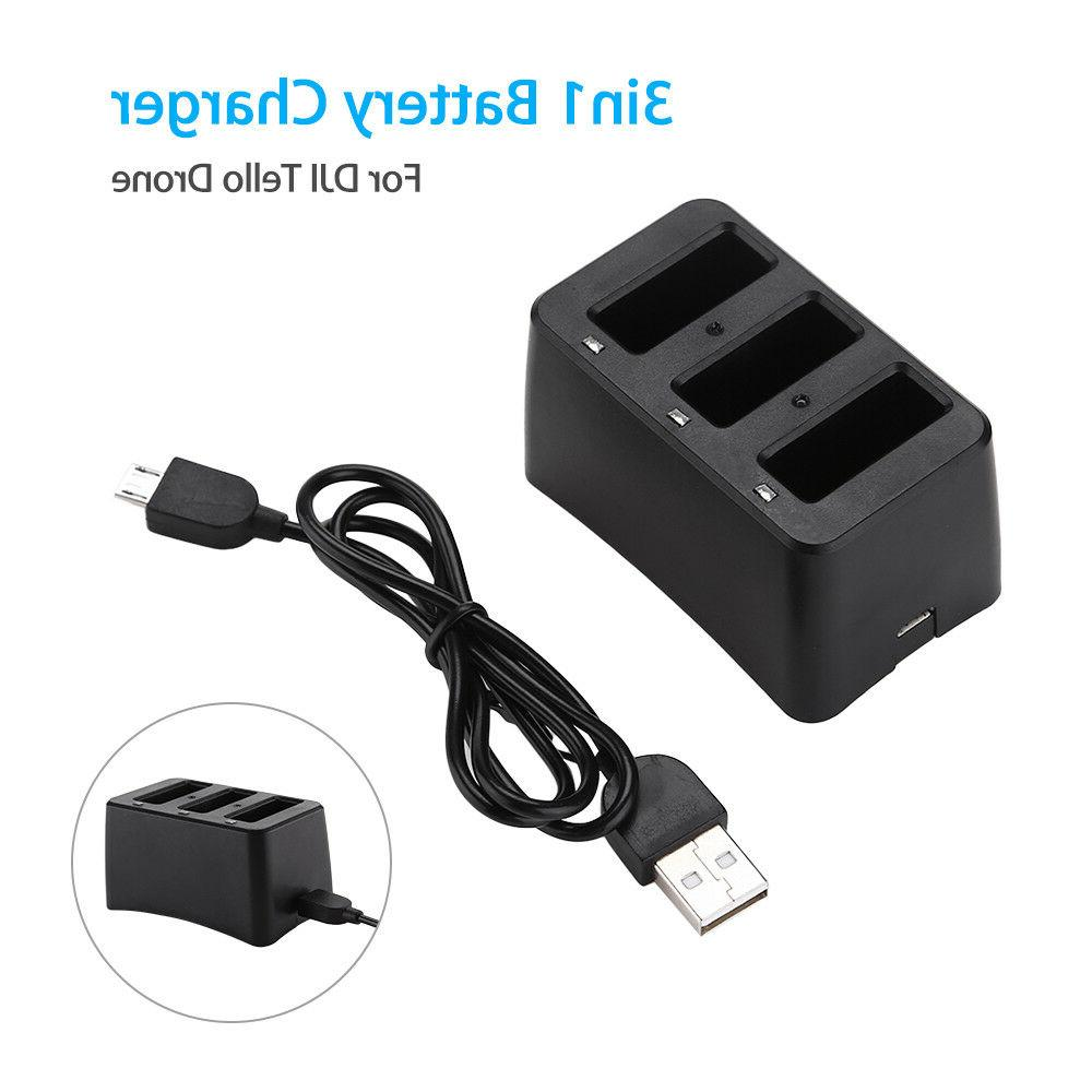 Smart Charger Adapter USB Hub For DJI Tello Drone Quadcopter