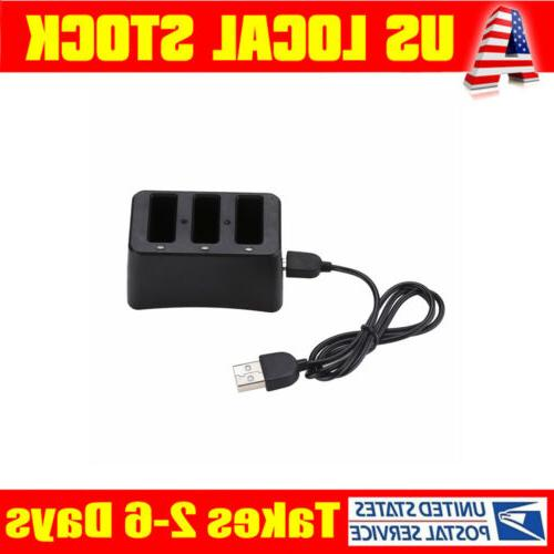 smart battery charger adapter usb hub accessories